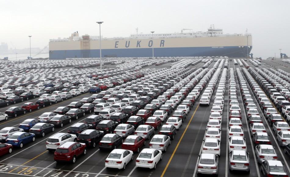 Az államilag támogatott iparosítás Dél-Koreában óriási fejlődést gerjesztett - kép forrása: Internationalbusinesstimes.com
